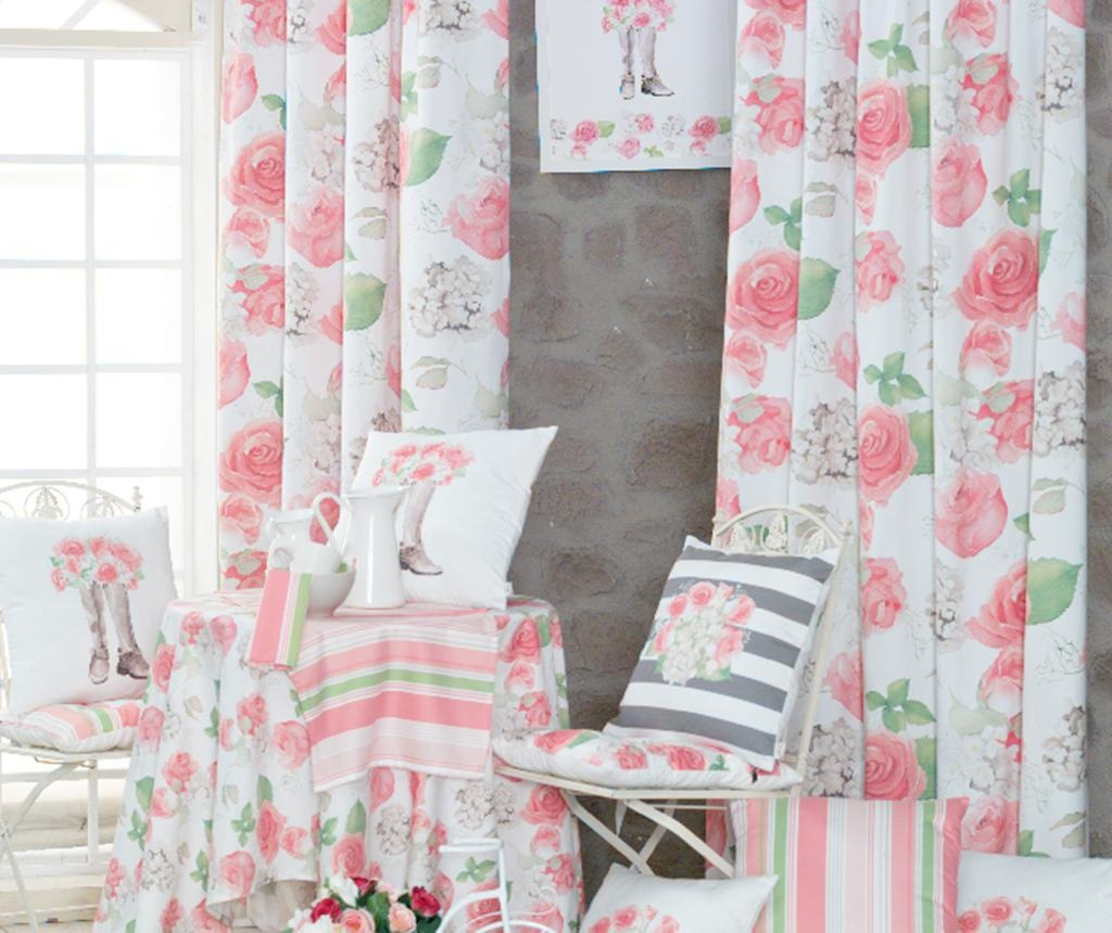 Set 2 individualuri Flowery Pink 33x45 cm