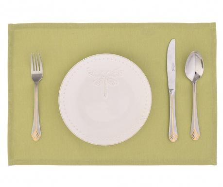 Set 2 podmetača Odalis Light Green 33x45 cm
