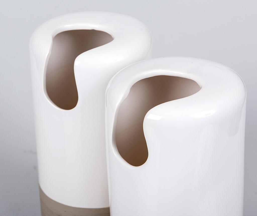 Sada 2 vázy Elean