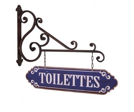 Zidni ukras Toilet