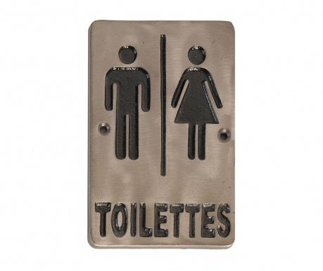 Ukras za vrata Toilettes