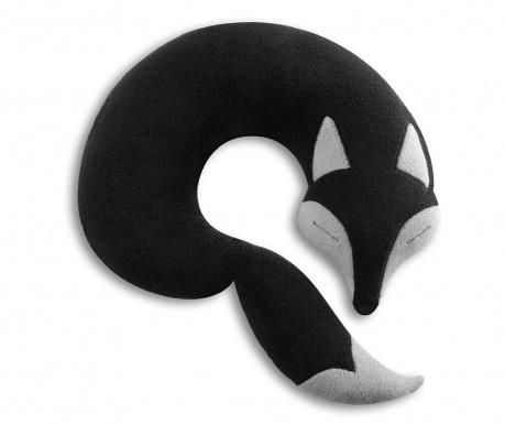 Vankúš na krk Peter Fox Black 32 cm