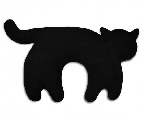 Vankúš na krk Feline Midnight 25x46 cm