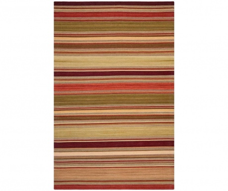 Dywan Dalat Striped Red 76x121  cm