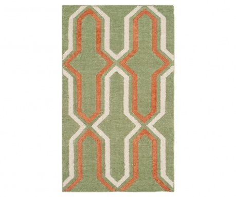 Dywan Aklim Green Rust 90x150  cm