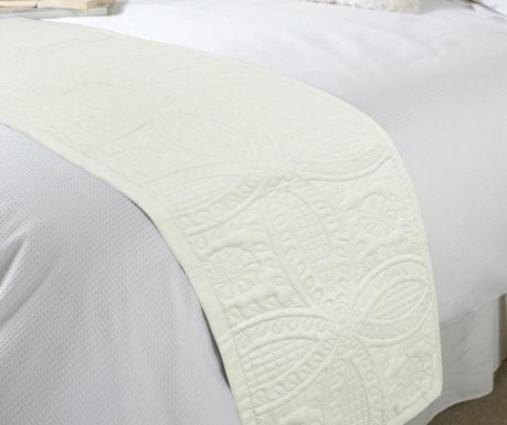 Τραβέρσα κρεβατιού Parisienne Cream 45x220 cm