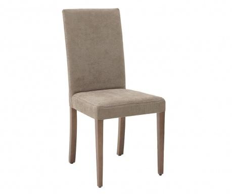 Krzesło Enzo Velvet Brown