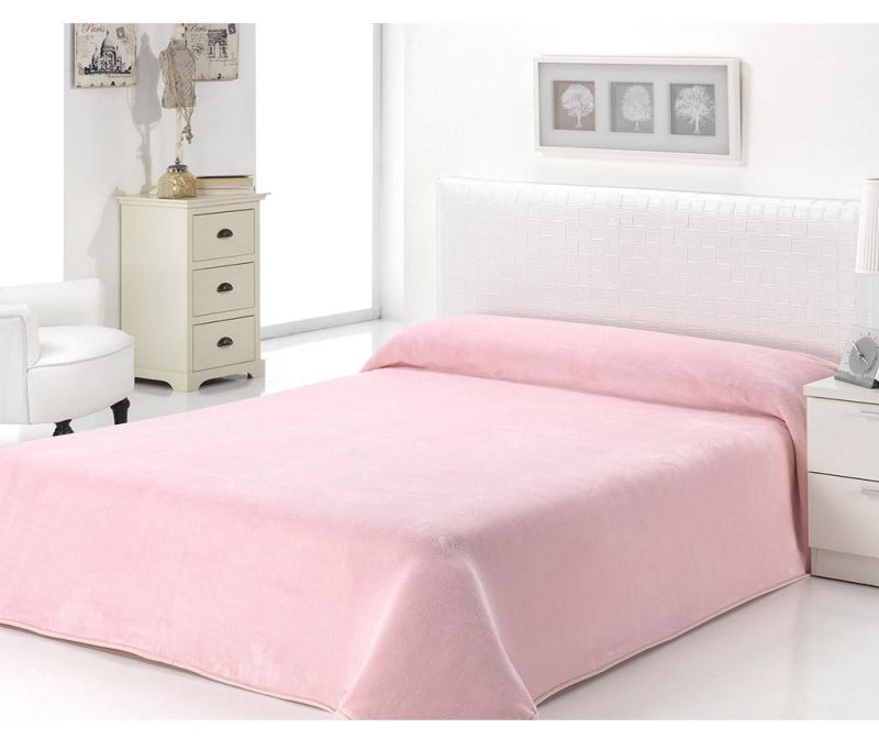 Odeja Mora Pink 240x260 cm