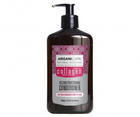 Balsam pentru par lipsit de vitalitate si tern Collagen 400 ml