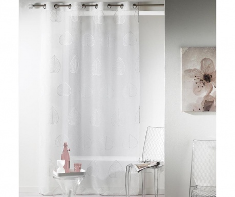 Κουρτίνα Palmy White 140x240 cm