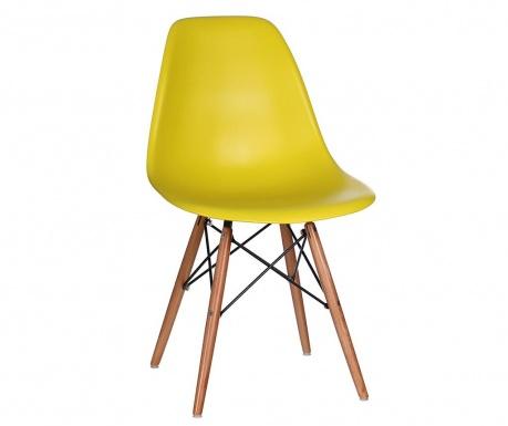 Krzesło Profundo Yellow
