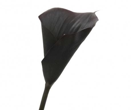 Τεχνητό λουλούδι Black Calla