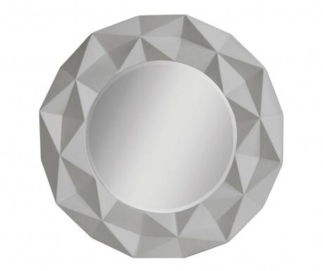 Zrkadlo 3D Effect Grey