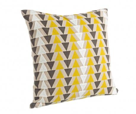 Ukrasni jastuk Colored Triangles 45x45 cm