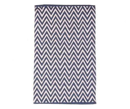 Ziggy Blue Szőnyeg 50x80 cm