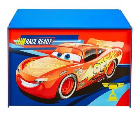 Shranjevalna škatla s pokrovom Cars