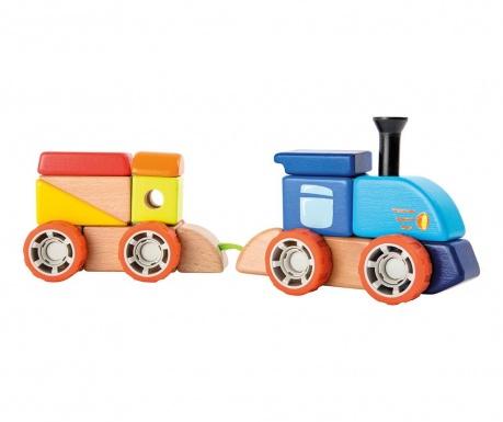Igra građenja 22 dijela Railway
