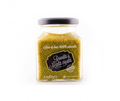 Kopalna sol z meliso in meto Savonia 250 g