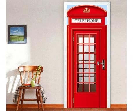 Стикер за врата UK Telephone