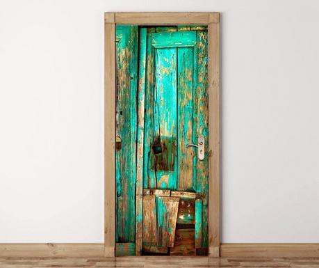 Стикер за врата Vintage Timber
