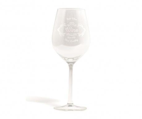 Sada 6 pohárov na víno Pure Vintage 500 ml