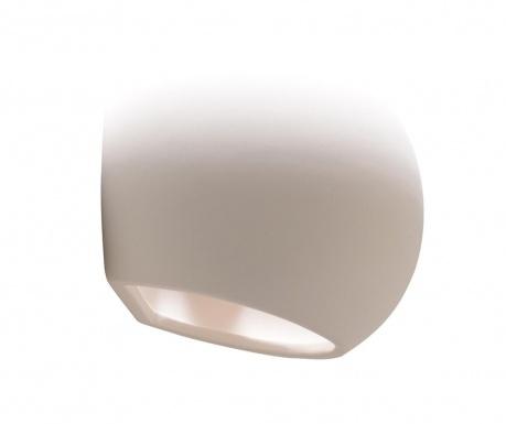 Nástenné svietidlo Mercury White