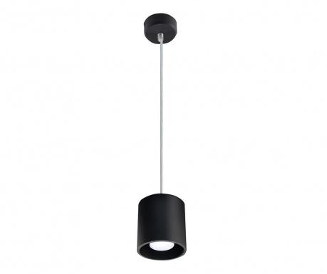 Závesná lampa Roda Black