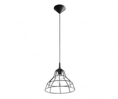 Závesná lampa Asama Black