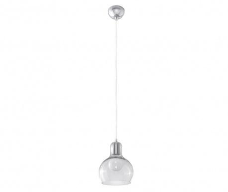 Závesná lampa Rio Transparent