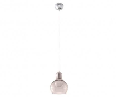 Závesná lampa Rio Graphite