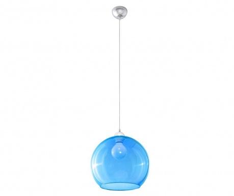 Závesná lampa Bilbao Blue
