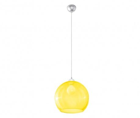 Závesná lampa Bilbao Yellow