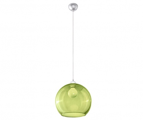 Závesná lampa Bilbao Green
