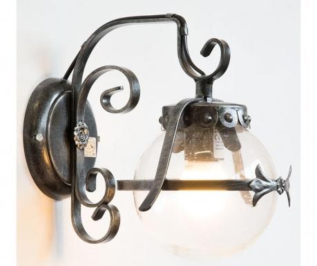 Lampa ścienna Rosella Black