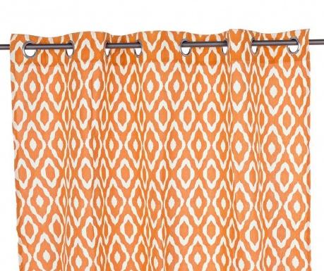Draperie Alanis Orange 140x280 cm
