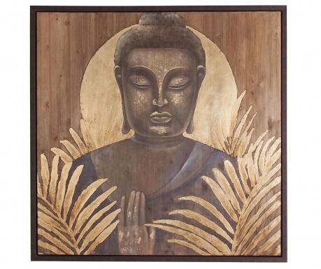 Slika Buddha 127x127 cm