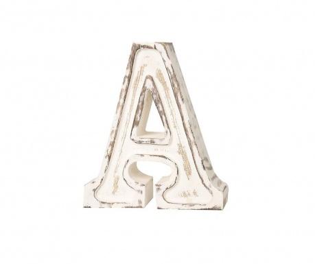 Letters A Dekoráció