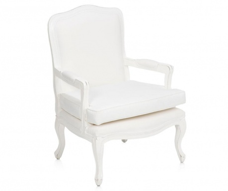 Louis XVI White Fotel
