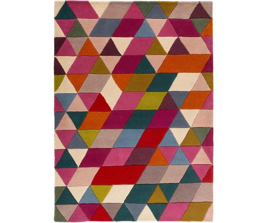 Covor Prism Pink 80x150 cm