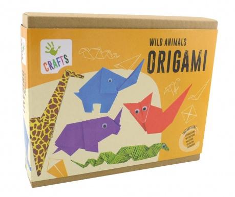 Tvorivá sada Origamy Wild Animals