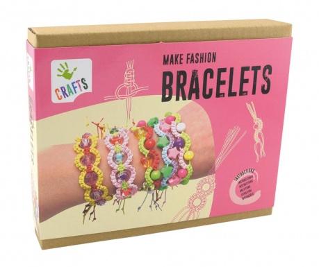 Zestaw do kreowania biżuterii Fashion Bracelets