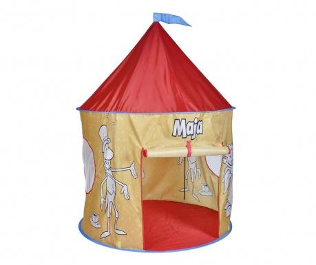 Namiot zabawkowy z 10 markerami Bee Maja
