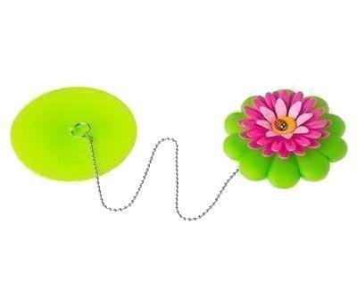 Πώμα για τη μπανιέρα Little Flower Bug