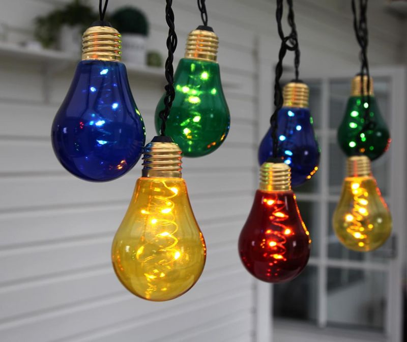 Ghirlanda luminoasa Glow Multicolour