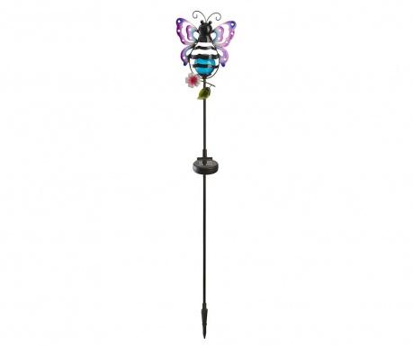 Соларна лампа Butterfly Stick