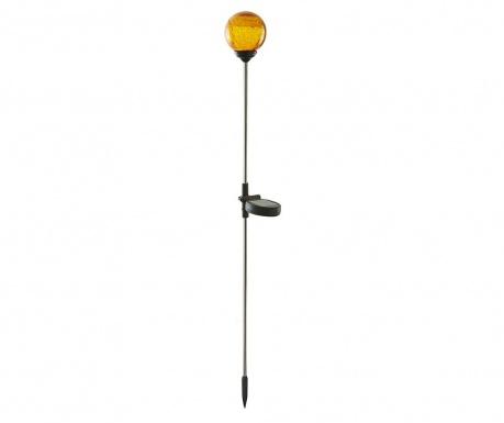 Соларна лампа Roma Orange Stick