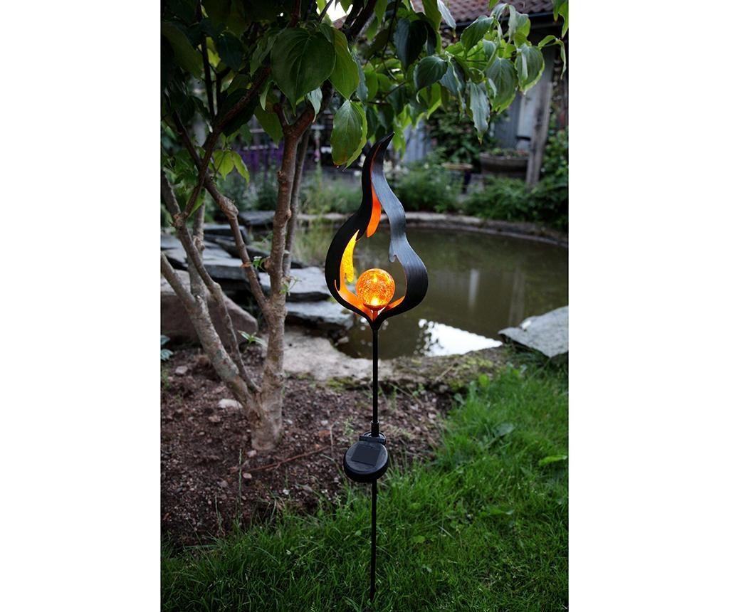 Solarna svetilka Flame