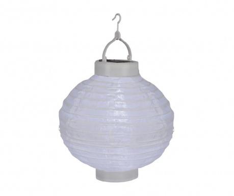 Соларен фенер Pan Maxi White
