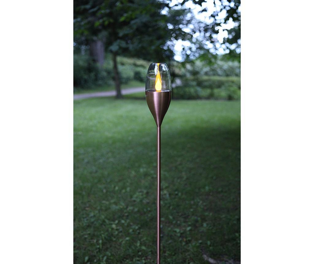 Solarna svjetiljka Toulon Copper
