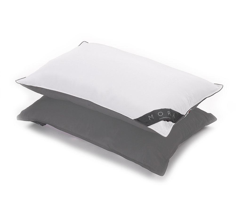 Jastuk Harmony White and Grey 50x75 cm